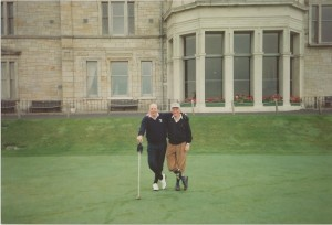 R&A Golf Clubhouse
