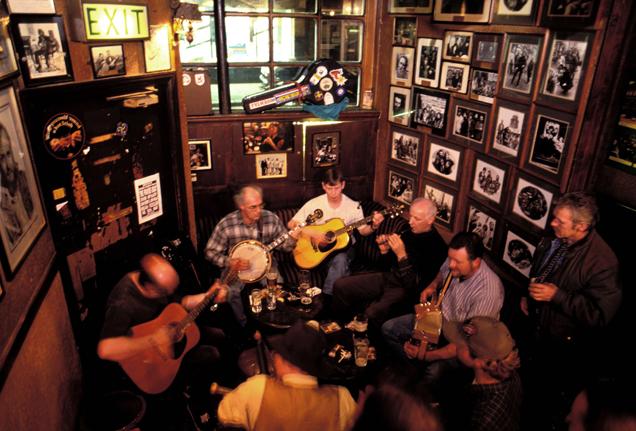 My Fab Four Dublin Pubs Haversham Amp Baker Golfing