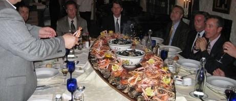 Seafood Banquet comp