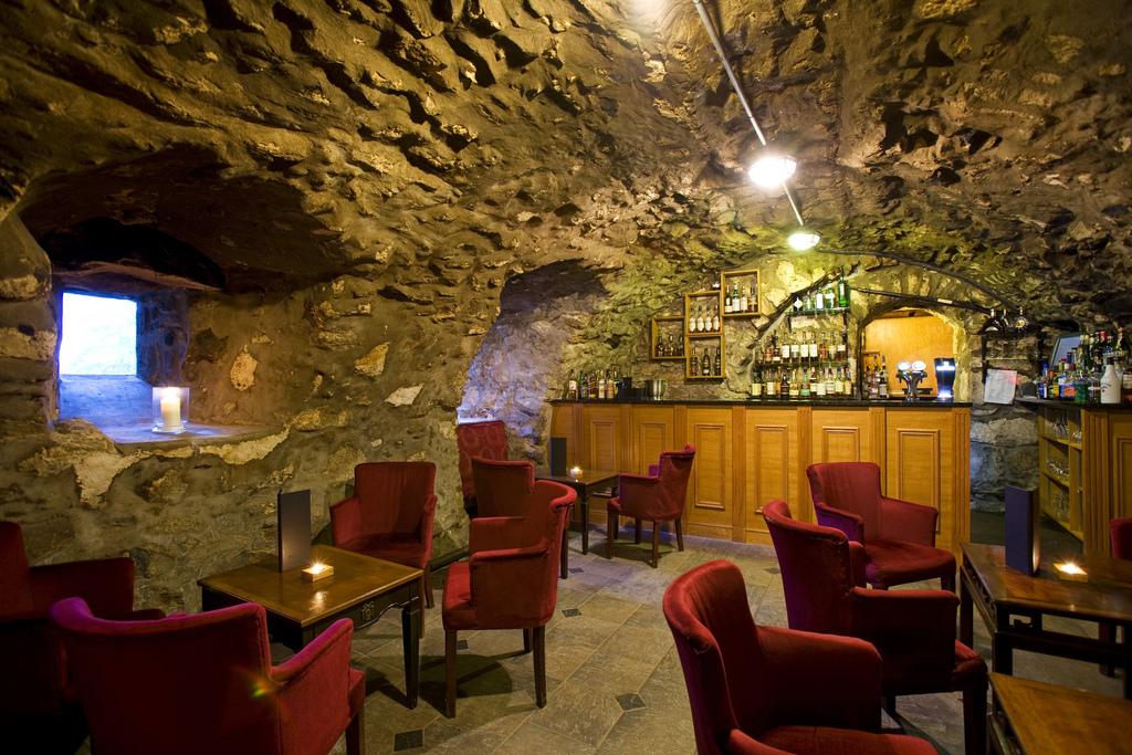 Cave Bar Meldrum House