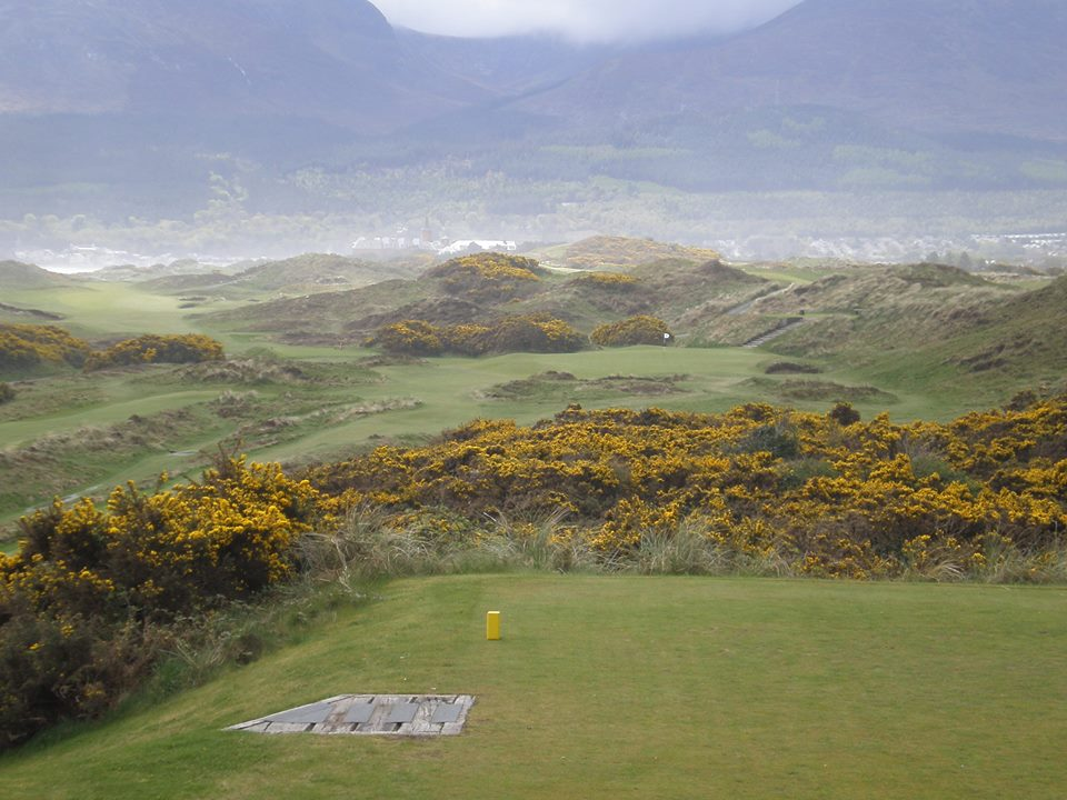 7 things to see at royal county down haversham baker for Royal county down